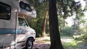 Cobra camper