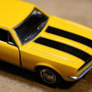 Die cast Automobiles