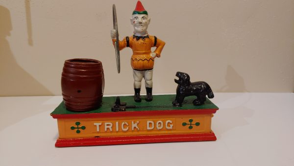 Trick Dog bank