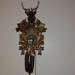 Black Forest Cuokoo Clock